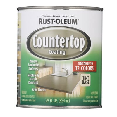 Countertop Tintbase Kit 246068 The Home Depot