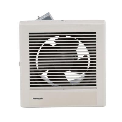 Panasonic WhisperWall 70 CFM Wall Exhaust Bath Fan ENERGY STAR FV 08WQ1 The Home  Depot. Panasonic Whisper Fan Home Depot