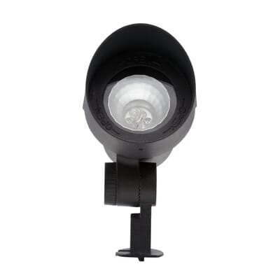 Hampton Bay Low Voltage Black Outdoor Halogen Flood Light Kit 4 Pack Hd28928bk The Home Depot