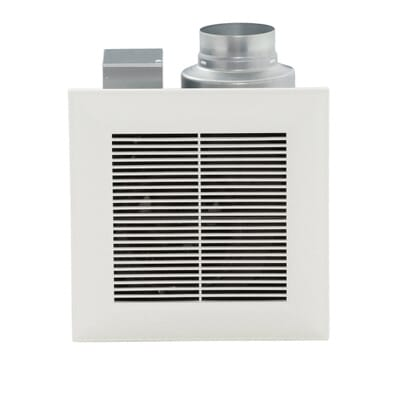 Panasonic WhisperCeiling 110 CFM Ceiling Exhaust Bath Fan  ENERGY  STAR  FV 11VQ5   The Home Depot. Panasonic WhisperCeiling 110 CFM Ceiling Exhaust Bath Fan  ENERGY