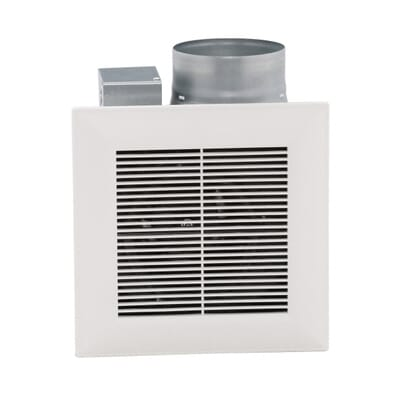 Panasonic WhisperCeiling 150 CFM Ceiling Exhaust Bath Fan, ENERGY ...