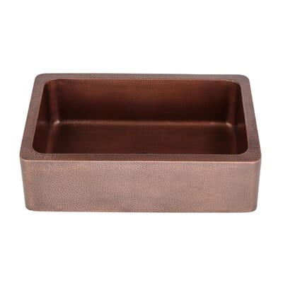 Single Basin Kitchen Sink 7