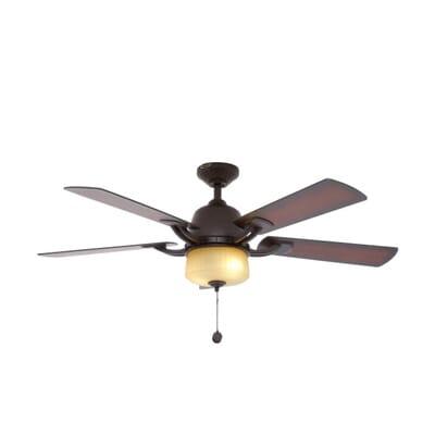 Westinghouse Ripley 52 in. Brownstone Indoor Ceiling Fan-7201800 ...