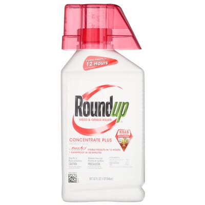 Roundup 32 Oz Concentrate Weed And Grass Killer 5005001