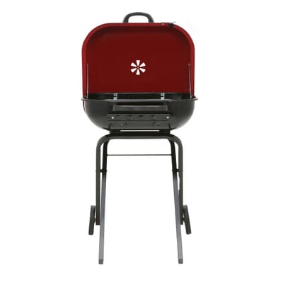 Aussie WalkABout Portable Charcoal GrillA The Home Depot - Home depot small grills