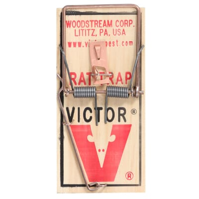 Victor Metal Pedal Rat Trap M210
