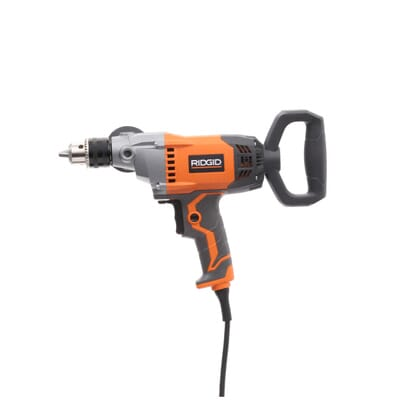 Spade Handle Mud Mixer R7122   The Home Depot. RIDGID 1 2 in  Spade Handle Mud Mixer R7122   The Home Depot