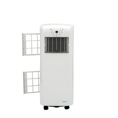 NewAir Ultra Compact  BTU Portable Air Conditioner With - Home depot small air conditioner