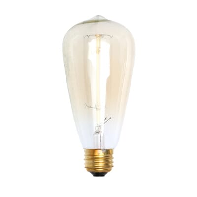 Feit Light Bulbs Review: Feit Electric 40-Watt Original Vintage Style Incandescent ST19 Light Bulb-BP40ST19/RP  - The Home Depot,Lighting