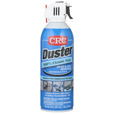 CRC  Oz Compressed Gas Dust And Lint Remover The Home - Home depot small freezer