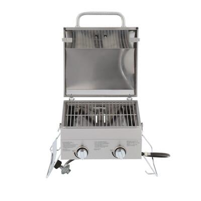 Nexgrill Burner Portable Propane Gas Table Top Grill In - Home depot small grills