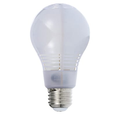Cree 60W Equivalent Soft White A19 Dimmable LED Light Bulb with 4 Flow  Filament Design BA19 08027OMB 12DE26 3 1   The Home Depot. Cree 60W Equivalent Soft White A19 Dimmable LED Light Bulb with 4