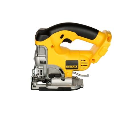 Dewalt 18 volt nicd cordless jig saw with keyless blade change 9 greentooth Image collections