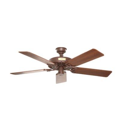 Indoor Outdoor Chestnut Brown Ceiling Fan 13