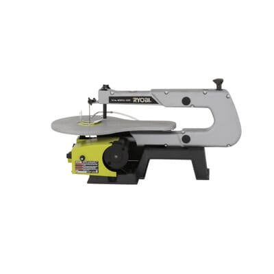 Ryobi 12 amp 16 in corded scroll saw sc165vs the home depot corded scroll saw 5 greentooth Gallery