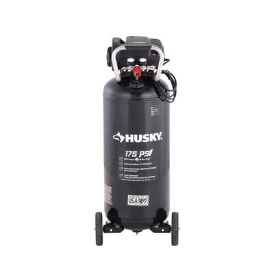 Husky 20 Gal. 175 PSI Quiet Portable Air Compressor-C201H - The ...
