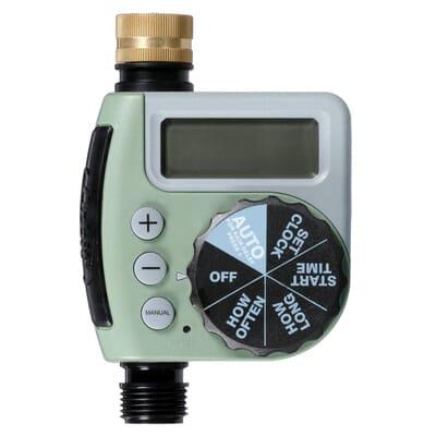 Orbit 1-Port Single Dial Timer-62056 - The Home Depot