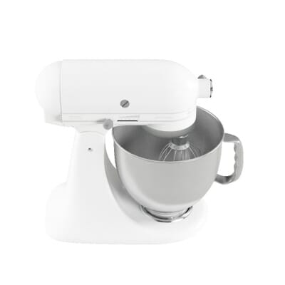 KitchenAid-Classic 4.5 Qt. 10-Speed Tilt-Head White Stand Mixer