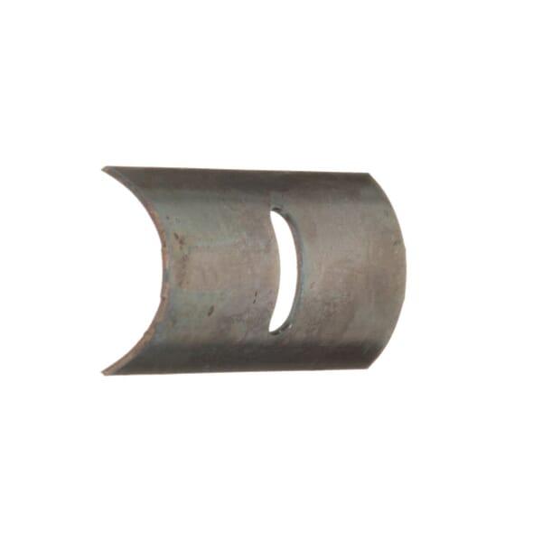 Scraper blade designed as a replacement part