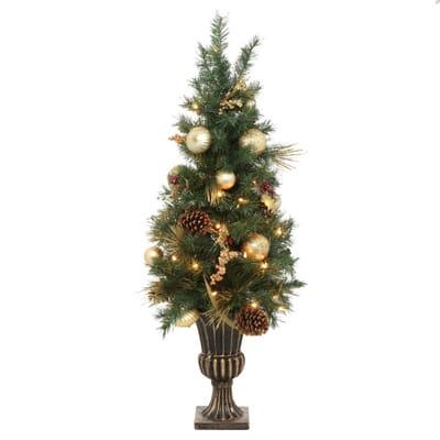 5 - Home Depot Christmas Tree Lights