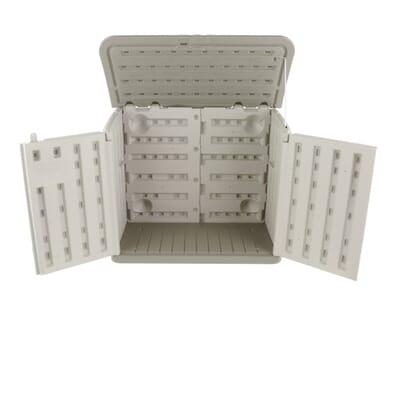Horizontal Storage Shed 9