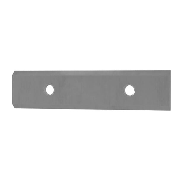 Scraper blade crafted of high-carbon steel