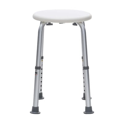 Carex Health Brands Compact Shower Stool   3. Carex Health Brands Compact Shower Stool B600 TF   The Home Depot