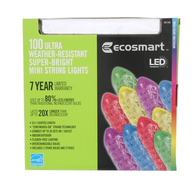 share share - Ecosmart Led Christmas Lights