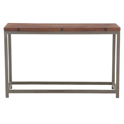 Internet #205409594. Home Decorators Collection Holbrook Natural Console  Table
