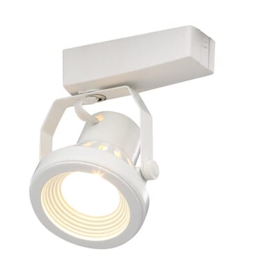 juno trac lites low voltage white funnel light r703 wh the home depot